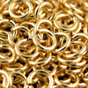 Gold Filled Round Wire Rings