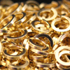 Gold Filled Square Wire Rings